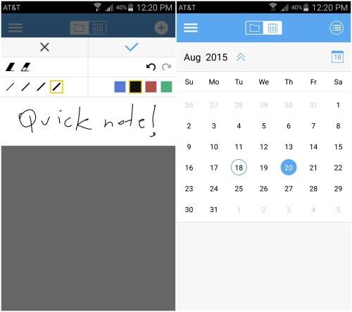 Khám phá những ứng dụng cho S-Pen trên Galaxy Note 5 - ảnh 2