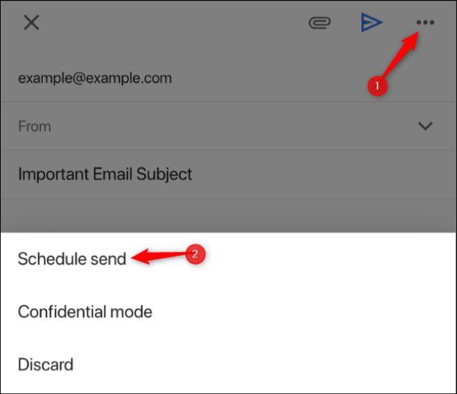Cách lên lịch gửi email theo thời gian hẹn trước trong Gmail - ảnh 2