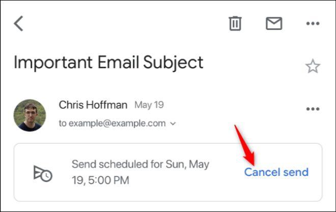 Cách lên lịch gửi email theo thời gian hẹn trước trong Gmail - ảnh 4