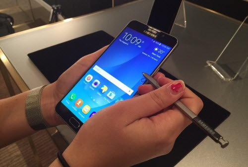 Những tính năng Galaxy Note 5 và Galaxy S6 Edge+ 'ăn đứt' iPhone 6 Plus - ảnh 3