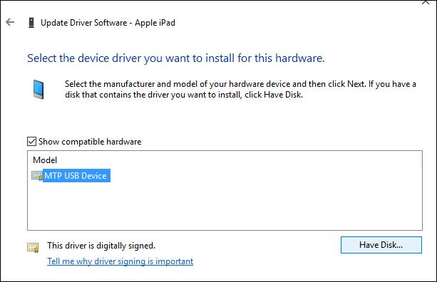 Khắc phục lỗi iTunes không nhận iPhone, iPod, iPad - ảnh 4