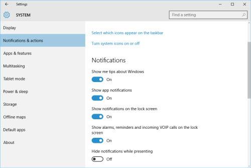 Làm chủ Action Center trong Windows 10 - ảnh 2