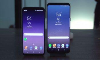 Cách tối ưu hóa thời lượng pin Galaxy S8/S8+