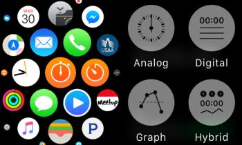 Cách sử dụng Apple Watch như đồng hồ bấm giờ