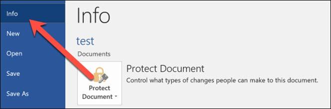 Cách biết thời gian làm việc trên Microsoft Word  - ảnh 1