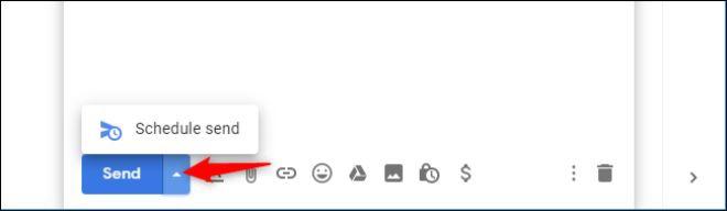 Cách lên lịch gửi email theo thời gian hẹn trước trong Gmail - ảnh 1