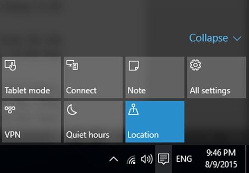 Làm chủ Action Center trong Windows 10 - ảnh 1